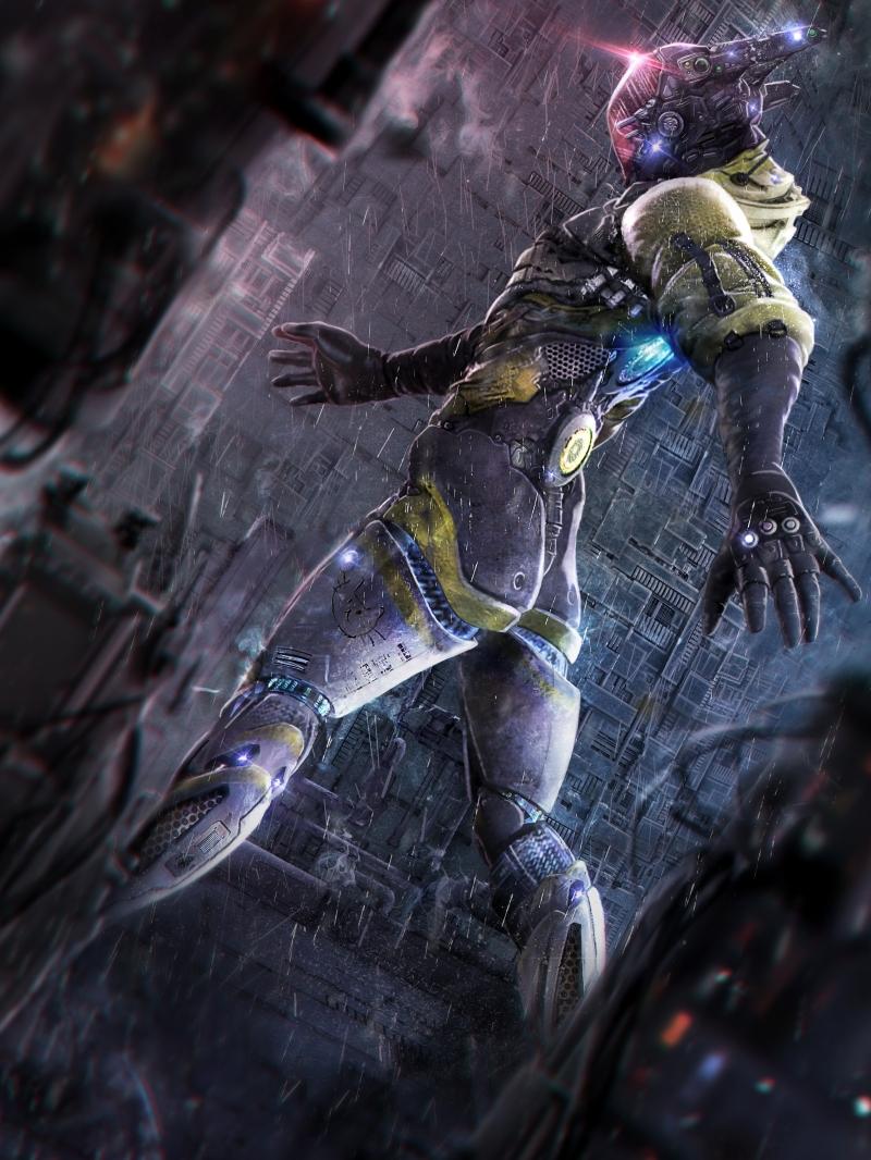 3D_Sci-Fi_Humanoid