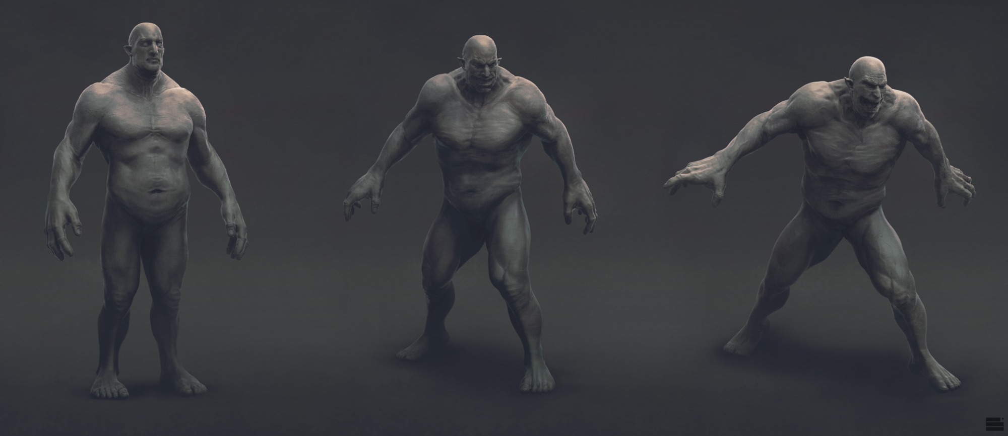 3D_Orc_3pose
