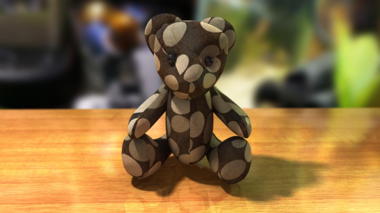 3D_Bear