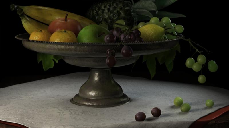 3D_Fruit